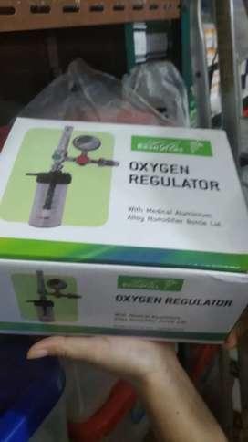 Regulator New Oksigen Ready