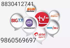 Dish Tv Connection Available All Over Goa Provide