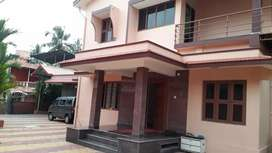 12 cents land with banglow airport road Mangalore