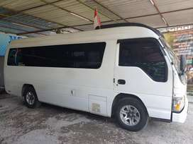 Dijual cepat Isuzu ELF NKR55 long 2014 AD Boyolali