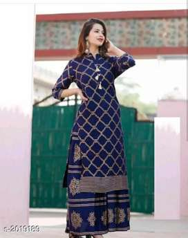 Stunning women kurti set