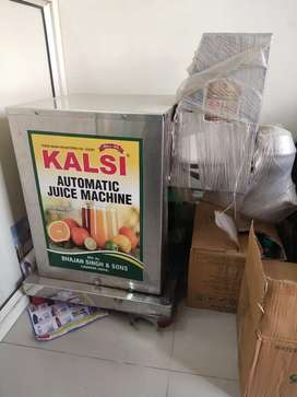 Very good juice machine Rs. 35000/-