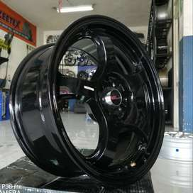 VELG MOBIL RACING R16X7 H8X100-114 HSR