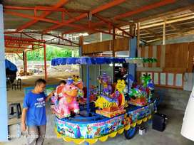 animal wisata model kereta panggung odong ND
