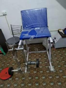 Qutriseps chair bra ND new hai