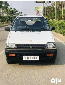 Maruti Suzuki 800 Std BSIII, 2007, Petrol