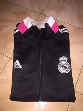 Jaket Bola Real Madrid Era Cr7