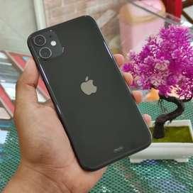 iPhone 11 64Gb Black resmi iBox