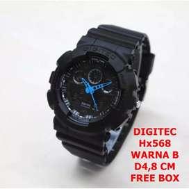 Jam Tangan Pria Dualtime DIGITEC ORIGINAL 9334 dhdkdpdp