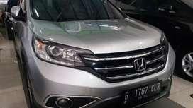 Honda CR-V 2.0 At 2014 Silver