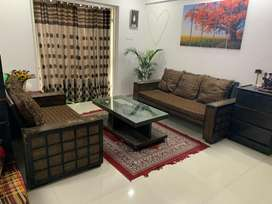 Sofa Set (3+2) + Center Table
