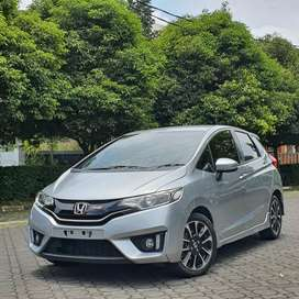 KM40RB HONDA JAZZ RS AT 2016 SILVER
