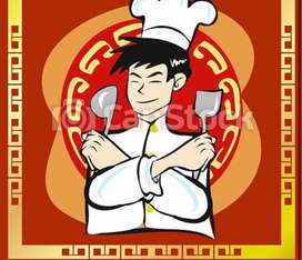 Chinese chef for restaurant