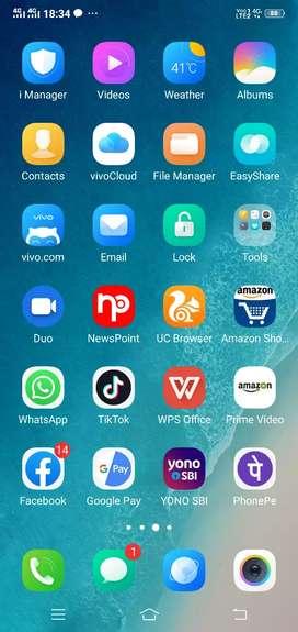Vivo v9 android mobile