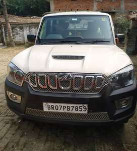 Mahindra Scorpio 2018 Diesel Well Maintained
