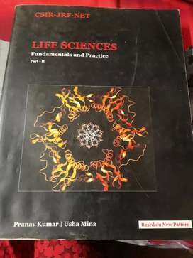 CSIR-JRF-NET LIFE SCIENCES