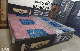 Offer offer Storage Bed Only Rs:7500/-