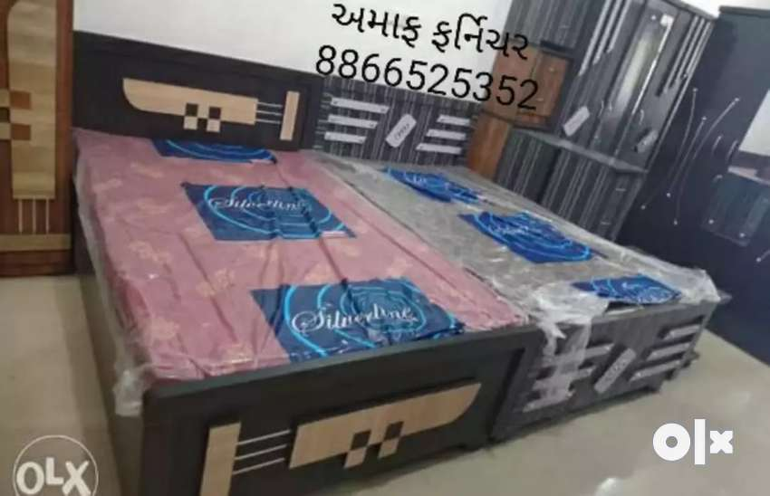 Offer offer Storage Bed Only Rs:7500/- 0