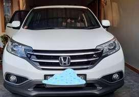 Jual cepat Honda CRV 2013 Putih