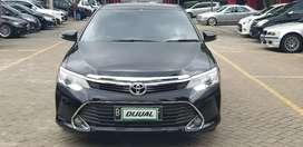 Toyota Camry  2.5 V AT 2015 KM 50Ribuan Service Record Toyota