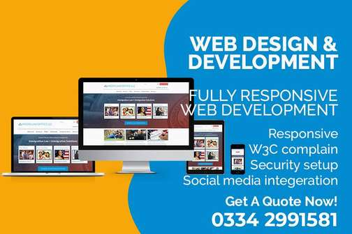 Website design service, SEO service, Digital marketing service
