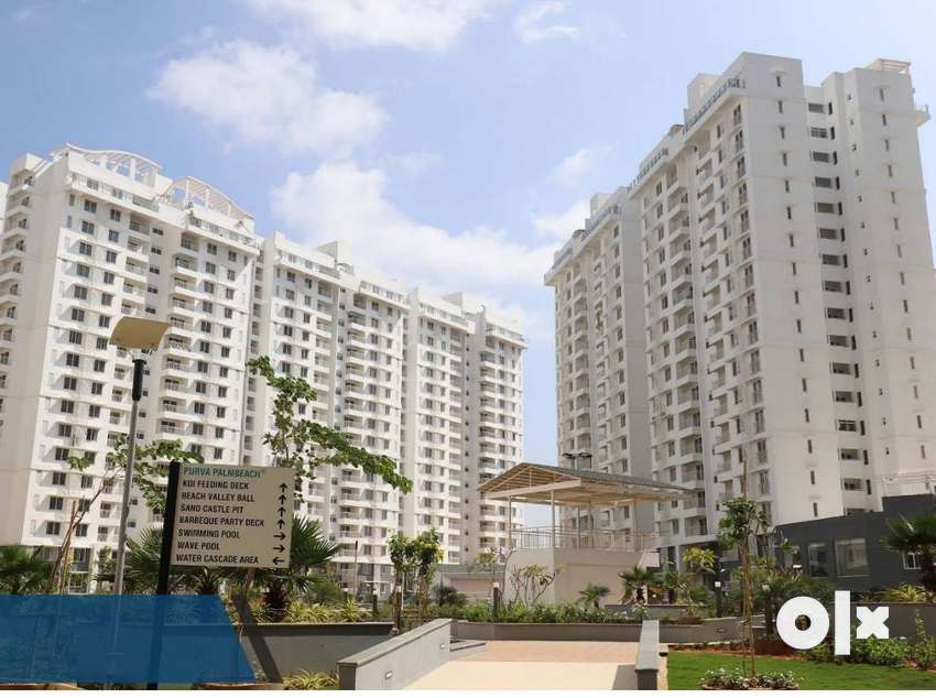 Ready to Occupy 2 BHK Flats ₹88 Lacs Onwards* Off Hennur Road 0