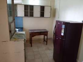Studio furnished room available for long lease at 12000