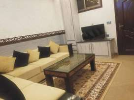 Luxury 2 bed apartment for daily basis in E 11 Islamabad
