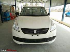 BRAND NEW DZIRE CNG BS6 T-PERMIT CAR ONLY AT 135700 D.P