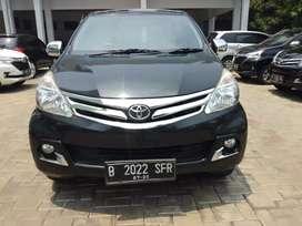 Toyota New Avanza G 1.3 M/T 2015
