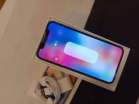APPLE IPHONE X 256GB UN USED AVAILABLE FLAWLESS CONDITION