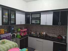 Kitchen set dan partisi
