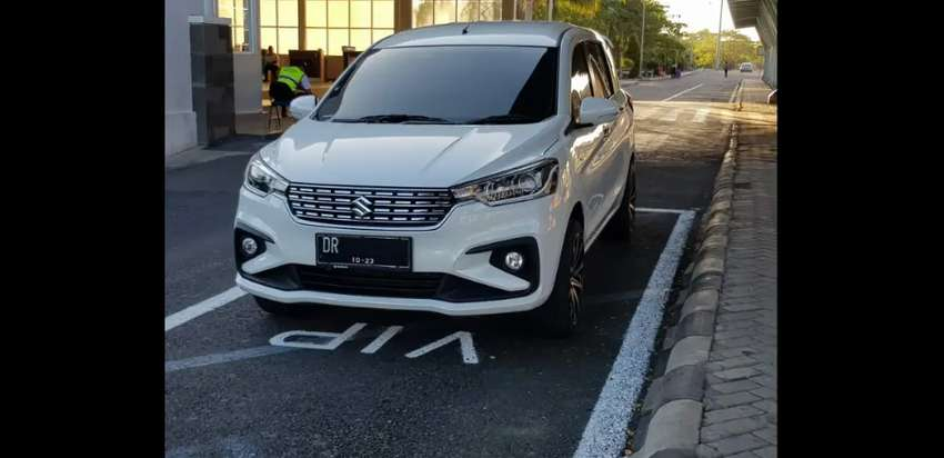 All New Suzuki Ertiga GX AT 2018 0