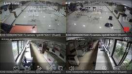 Promo 4 Cam CCTV Online (Gratis Pasang) murah bergaransi Jabodetabek