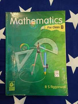 RS Agarwal Class 8 Mathamatic