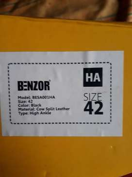 Benzor safty shoes