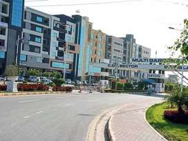 High rise plot For Sale in B17 Islamabad