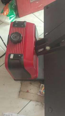 mesin press impor
