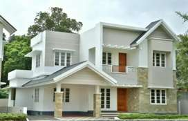 4 bhk 2200 sqft 6.5 cent posh villa at kakkanad near erumbanam