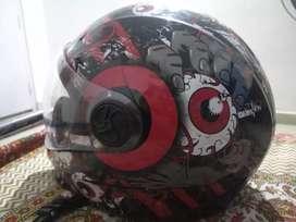 Yamaha Steelbird helmet