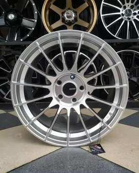 Velg ring 18x8.5 h5x114.3 Bisa untuk mobil Civic Camry accord