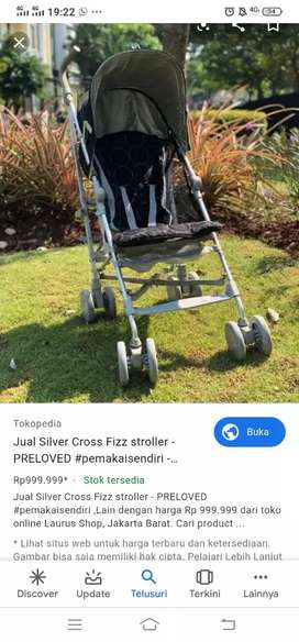 Silver Cross Fizz
