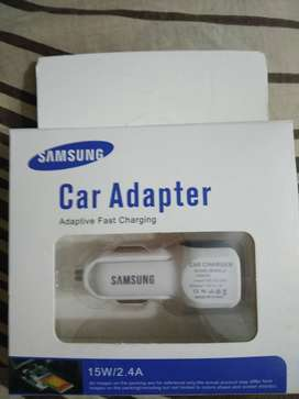 Samsung Original Mobile Car Charging Adaptor. COD with free Shipping