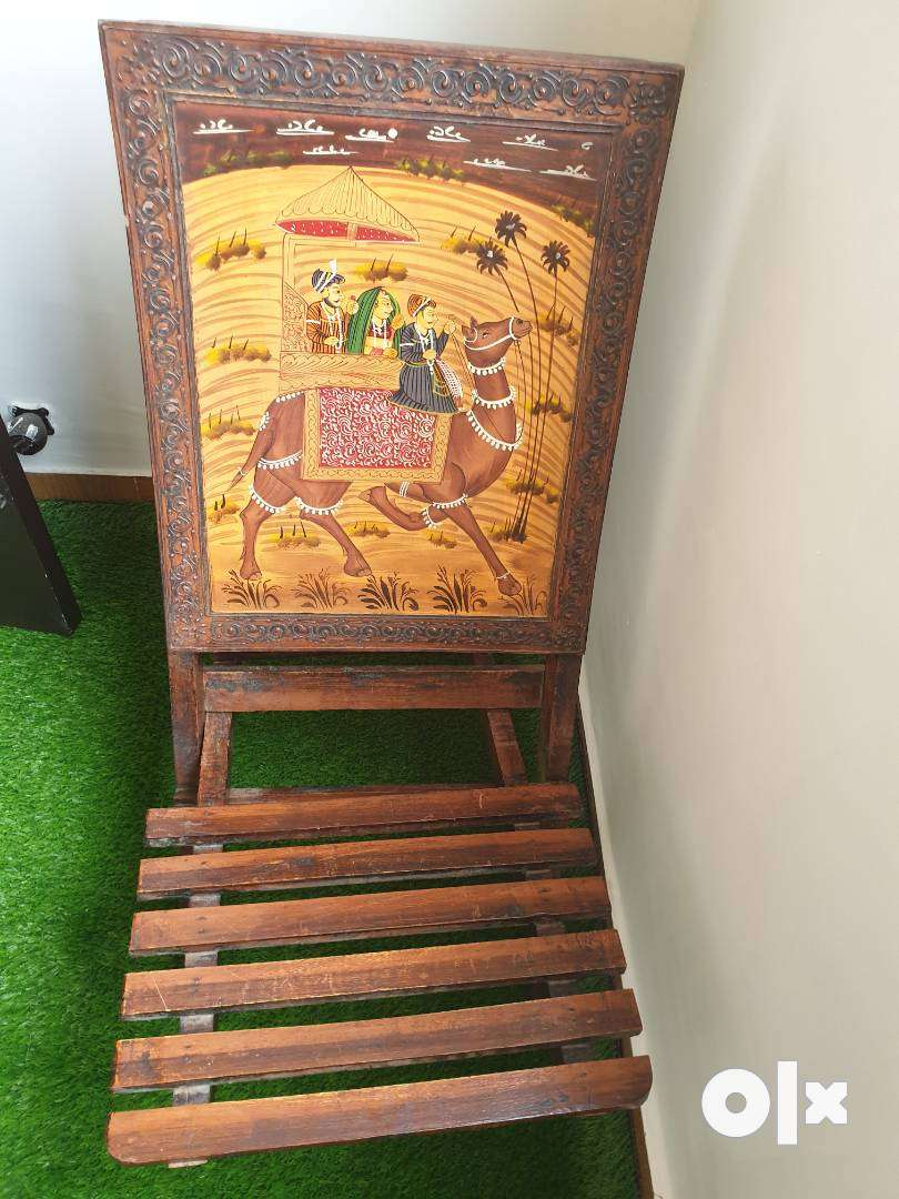 Handicraft chairs brand new 0