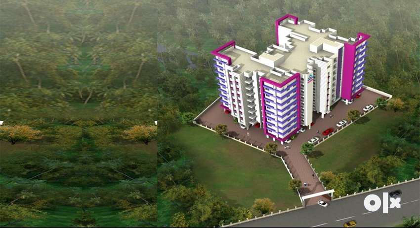 2bhk Under Construction furnished flats for sale