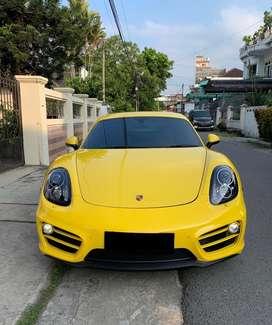 Porsche Cayman 2.7 PDK 2013/2014 Full Option