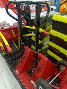 Kredit Hand Pallet Truck2 ZEHN Type ZN2000 promo Dp 0% Proses Kilat