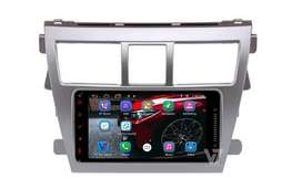 All Car Android LCDs Available Honda, Toyota, Suzuki and Headrest