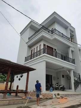 Dijual rumah mewah 3 lantai Jagakarsa