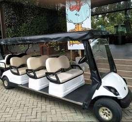 GolfCar 6+2 Second Rekondisi Berkualitas dan Bergaransi